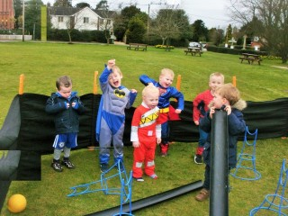 World Book Day Superheroes