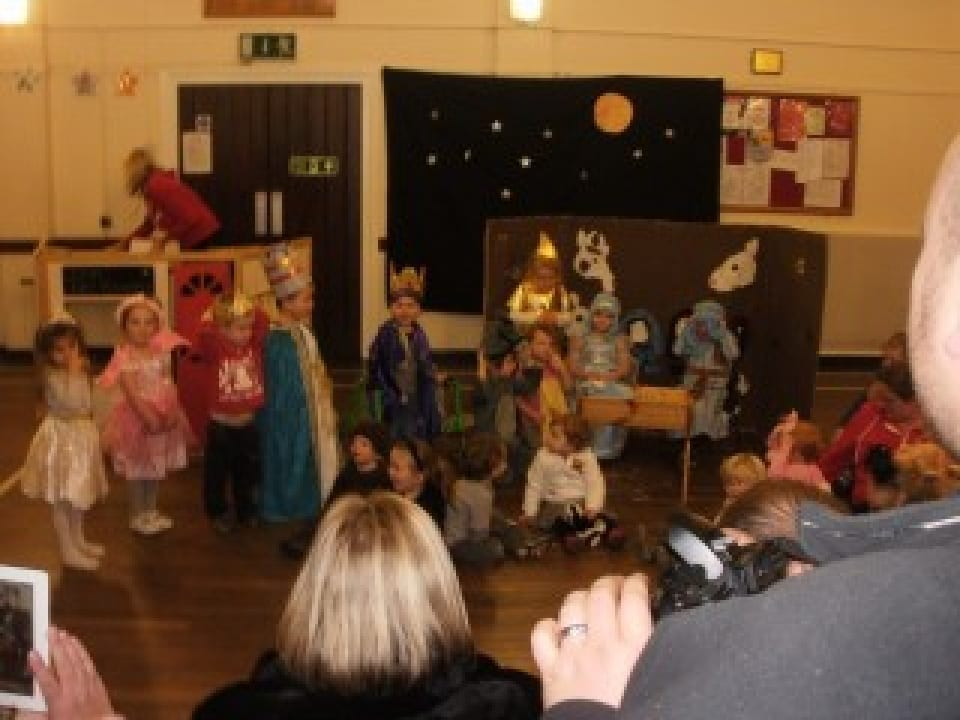 Week 9th December Xmas play