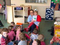 Paediatric Nurse Visit